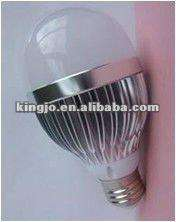 High Intensity 5W E27 LED bulb with excellent design CE\ROHS\FCC marks