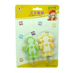 Kwong Wah long time boys and girls stick hook | Random Color