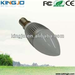 CE\ROHS\FCC 3W New LED Candle Light