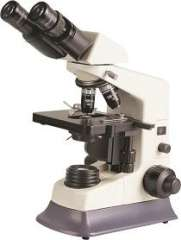 Binocular Digital Optical Microscope with Semi-plan Achromatic Objectives and Halogen Lamp