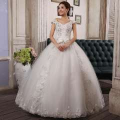 Bride royal laciness embroidery vintage wedding dress the bride married bandage wedding qi double-shoulder wedding