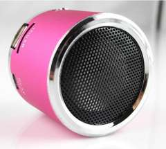 Support TF Card USB Disk Portable Mini Speaker