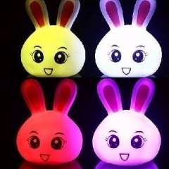 Story extremely Hyun colorful lights change slide - naughty rabbit | Random Color