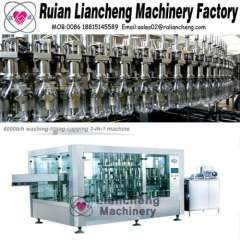 Filling machine manufacturing company and carbonated water filling machine