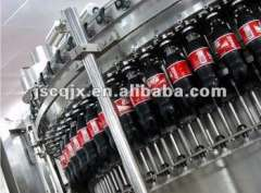 carbonated soft drinks line