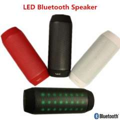 High Quality LED Lights Nfc Pairing Wireless Bluetooth Speaker