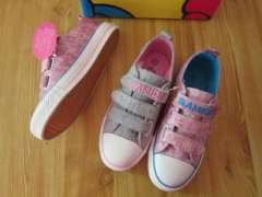 Spring 2013 children's casual shoes, canvas shoes | Low shoes to help boys and girls | Korean Velcro Wenzhou shoes