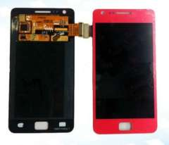 LCD with Touch Screen Assembly for Samsung S2 I9100