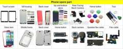 for iPhone Spare Parts, for iPhone Parts Replace