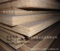 Manufacturers supply 1220 * 2440mm shaped board, plywood, plywood, plywood