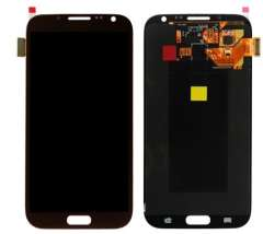 LCD Screen Assembly for Samsung Note2 N7100