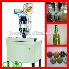 Automatic beer bottle capper