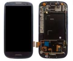 Original LCD Screen with Frame for Samsung Galaxy S3 I9300
