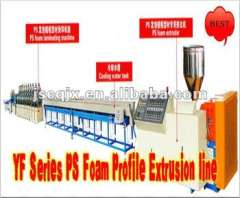4inch PS Foam Profile Extrusion Line zhangjiagang machinery