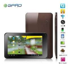 Gpad inch VIA 88507 | Android 4.0 | Tablet PC | brown
