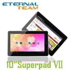 Chi A10 10.1 -inch | fly touch seven generations | 4G memory | Tablet PC | Android 4.0 | resistive screen WIFI GPS 1GDDR HDMI