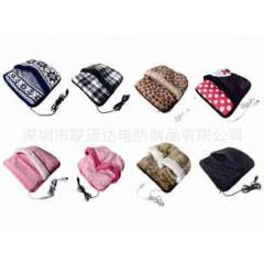 Supply of new high-quality computer USB port heating heating shoe covers, USB peripherals heating products manufacturer