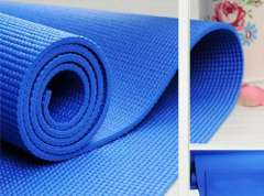 Yoga mats | blue (3mm)