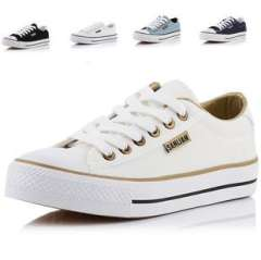 The new one hundred million issued in early autumn 2013 Seoul canvas shoes to help low shoes fashion shoes for men and women older models | a generation of fat