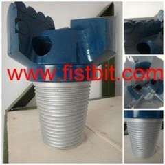 152mm 3wings PDC non coring bit