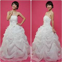 Boutique wedding formal dress suzhou wedding dress wfn4017
