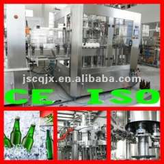 CGF18-18-6 Glass Bottle Water filling Machine