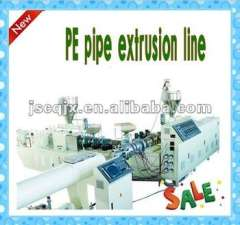 630mm PE Pipe Extrusion Line for PVC materials