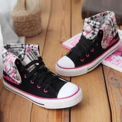A generation of fat couple shoes | canvas shoes | high-top | Korean shoes | casual shoes large size shoes | Seoul made 552 one hundred million