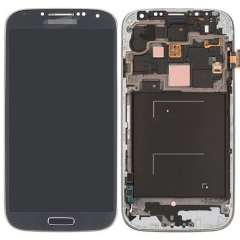 Original LCD Touch Screen with Frame for Samsung Galaxy S4