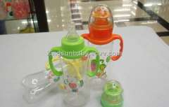 PC Baby Feeding Bottle Sets with Rattle Cover