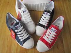 Heavy-bottomed canvas shoes to help low | new spring | stock end of a single shoe | women canvas shoes | stall supply