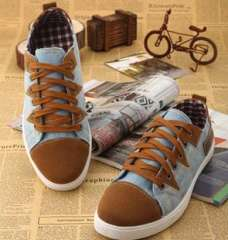 2013 Korean version of the trend line of men's canvas shoes men of England new summer shoes men casual shoes men shoes | Summer