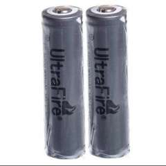 Section UltraFire 14500 gray Piga board battery 2