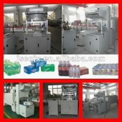 L type Automatic Shrink Packing Machine for bottles