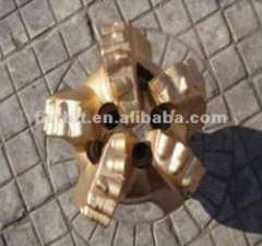 8 1\2' PDC bit for hard formation