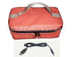 Supply of high quality USB heating Pack, USB heated bag, USB insulation package
