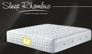 high quality foam and spring mattress with pore