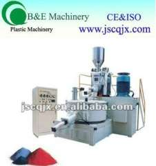 high speed CE&ISO PVC heating cooling mixer