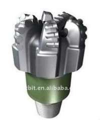 5 blades diamond PDC drill bit for drilling