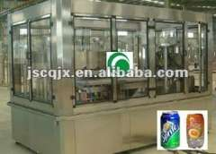 2000BPH Automatic COLA CANS FILLING LINE