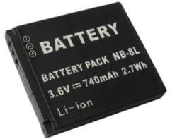 Canon NB-8L camera battery