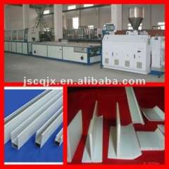PVC\ PP\ PE\PC\ABS Small Profile Extrusion Line