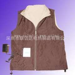 Supply of quality electric clothing, heating, clothing, heated clothing, electric warm clothing, warm clothing, electric heating vest
