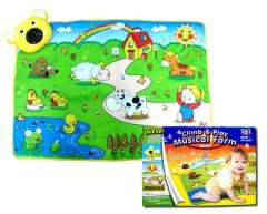 T-TOUCH FARMING MUSIC CARPET Baby Toys