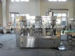table water bottling machine \ equipment \ plant