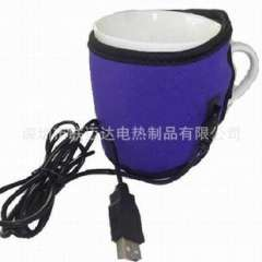 5V USB manufacturers supply high-quality heat insulation Cup sets, USB heating cup sets, warm cup sets, thermos sets