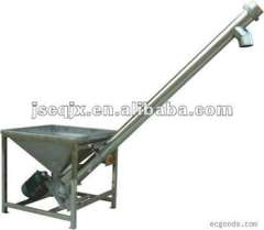 high output ZJF300 Flexible Screw Conveyor with competitive price