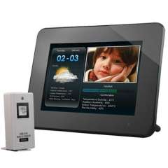 8 Inch Digital Photo Frame with LED Backlight
