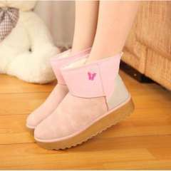 2013 new spell color snow boots | boots | explosion models fashion warm shoes