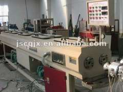 SJSZ65 16-63mm PVC Twin Pipe Extrusion line